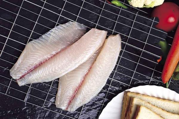 Tilapia Fillets super tief gehäutet